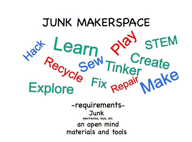 junk makerspace