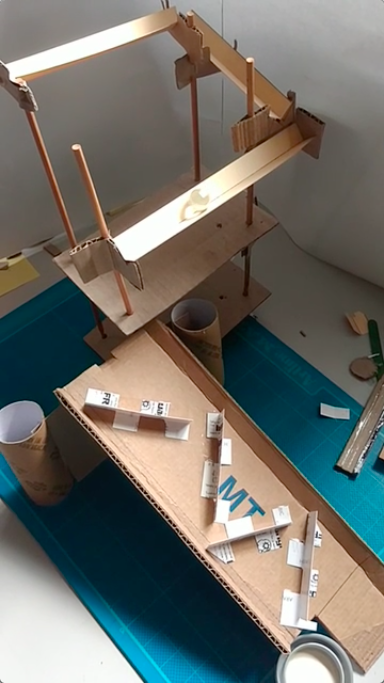 marble run prototype